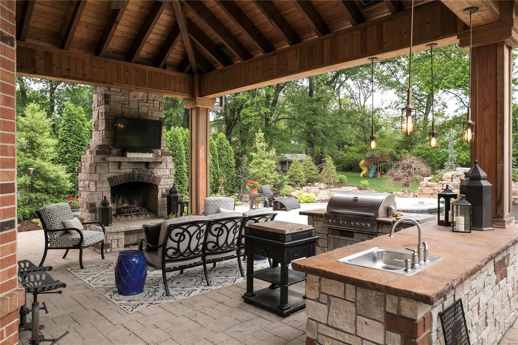 Outdoor Patio Covers   Pictures & 2019 Design Ideas on Backyard Patio Covers  id=41758