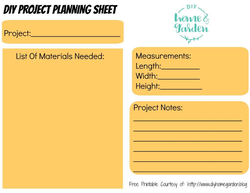 free printable budgeting