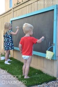 outdoor-chalkboard-using-hardy-backer-board diy projects