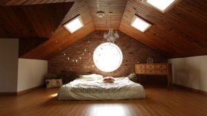 wood interior design trend 2018