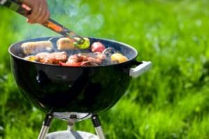 summer heat grilling