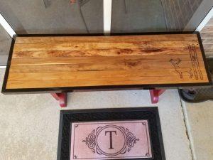 bench restoration