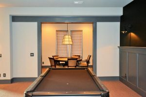luxurious amenities
