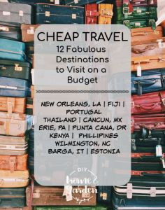 cheap vacations