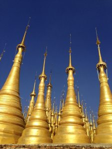 Myanmar buildings