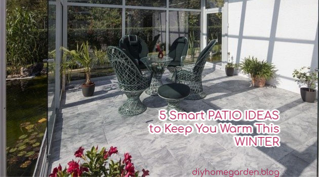 patio ideas for winter
