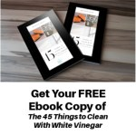 45 Things to Clean With White Vinegar
