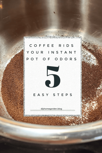 coffee to clean instant pot