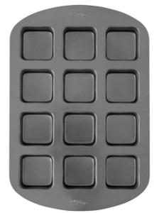 wilton brownie pan