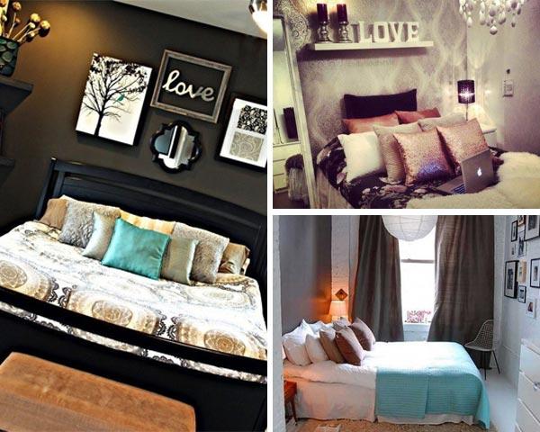 45 Beautiful & Elegant Bedroom Decorating Ideas