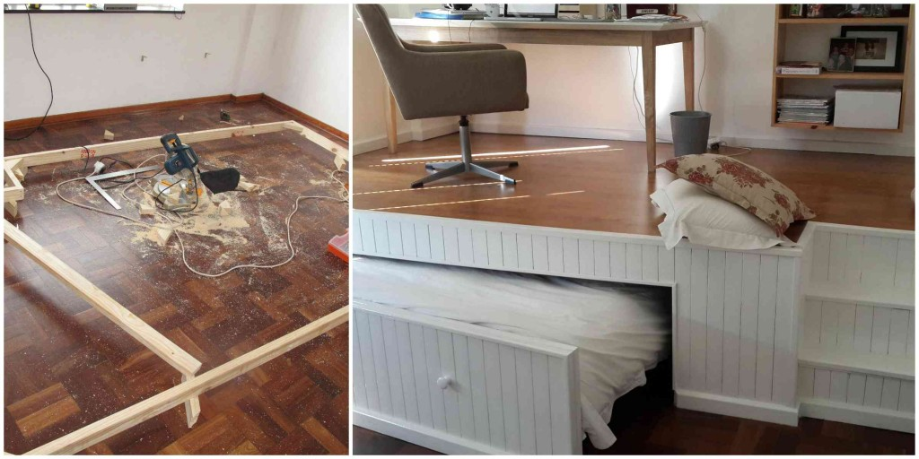 What This Guy Did With His Spare Bedroom Is Genius
