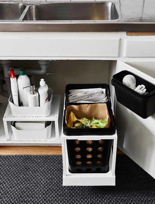 5 genius under sink storage solutions