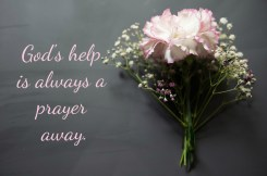 gods-help-is-always-a-prayer-away