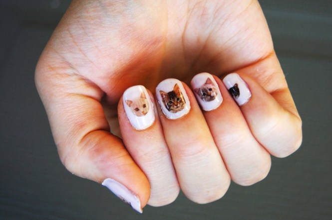 Holiday Nail Art Designs With Stepwise Tutorial And Pictures How To Put