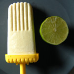 Key Lime Pie Popsicles
