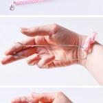 DIY Bracelet Fastener
