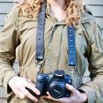 DIY Camera Strap From A Belt