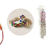 DIY Inspiration: Fancy Friendship Bracelets