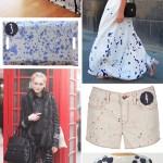 DIY Inspiration: Paint Splatters