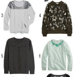 DIY Inspiration: Fancy Sweatshirts