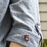 DIY Anatomical Heart Pin