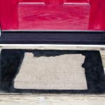 DIY State Pride Doormat