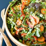 Chopped Asian Fusion Salad