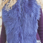 DIY Inspiration: Colorful Faux Fur