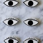 DIY Eye Magnets
