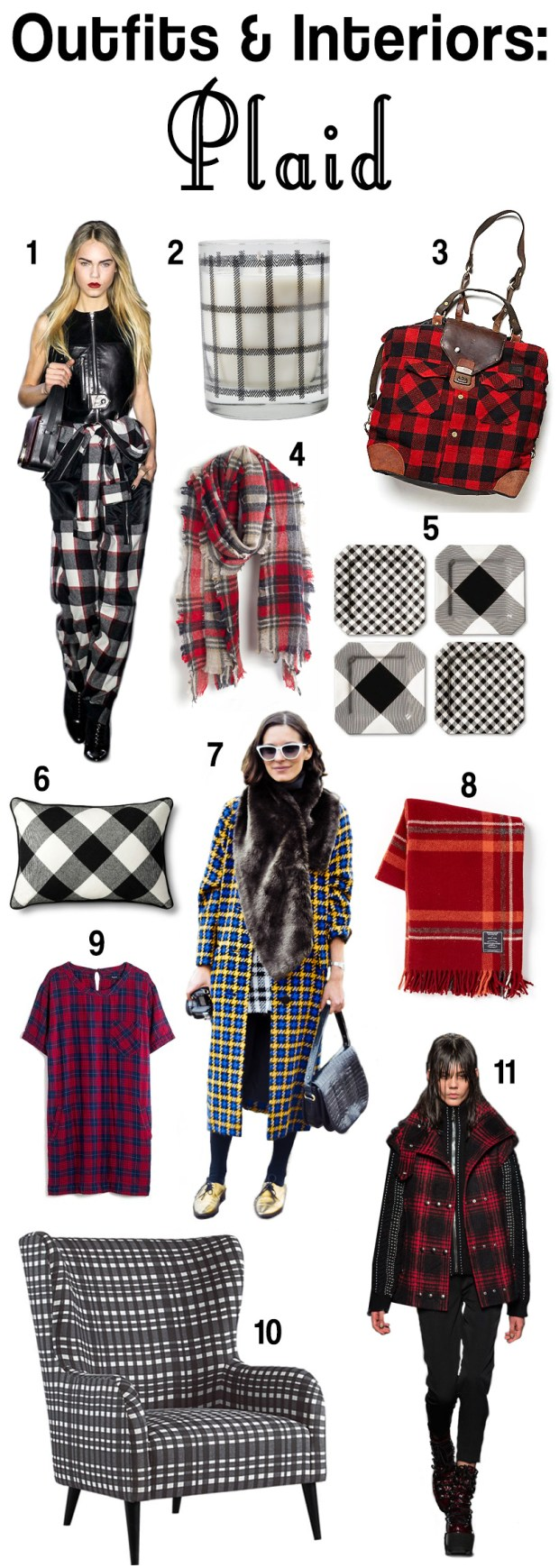 Fall 2015 plaid