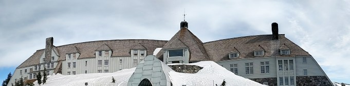 Field Trip: Timberline Lodge