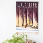 Wooden Poster Hanger Tutorial