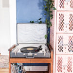 DIY Suitcase Record Player
