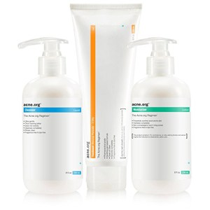 acne regimen