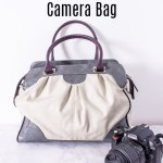 Camera Sly: My DIY Purse Camera Bag