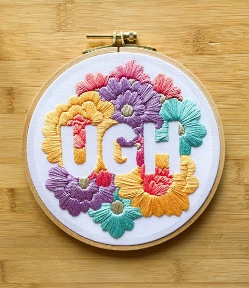 EllucyStitches embroidery pattern