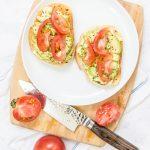 Jalapeno Eggless Egg Salad Tofu Spread Recipe
