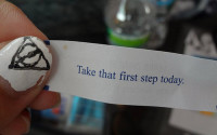 take that first step today