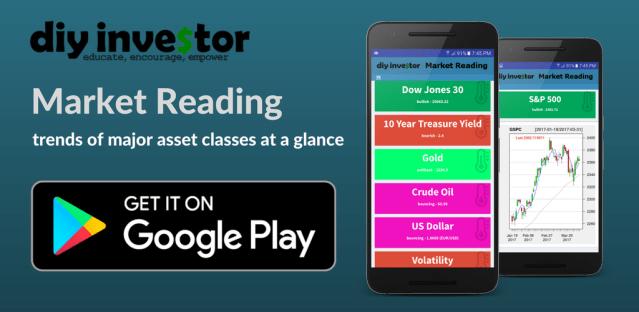 DIY Investor Market Reading Android App