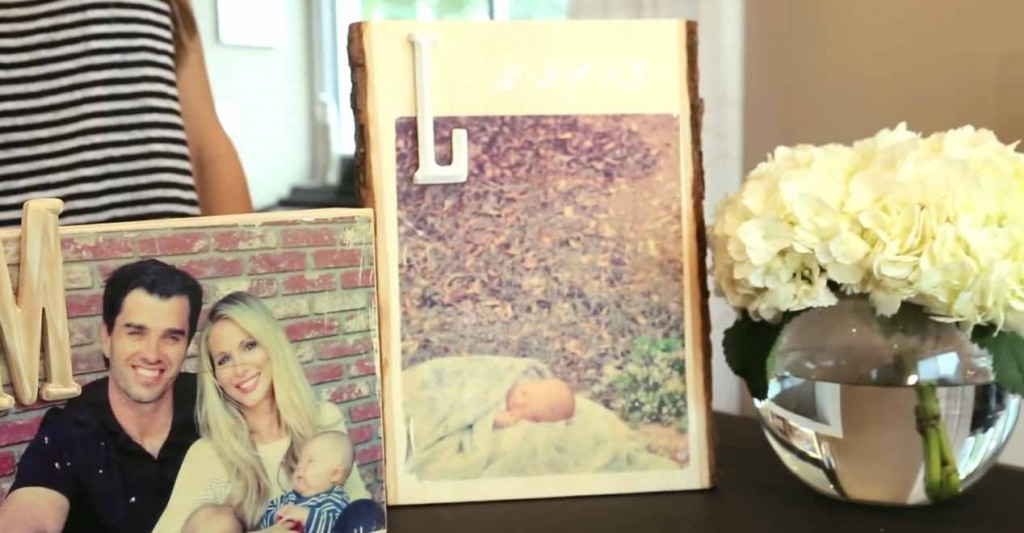 Cool Crafts for Teens | DIY Country Home Decor | Mod Podge Photo Transfer | DIY Projects and Crafts from DIY JOY at http://diyjoy.com/craft-ideas-diy-picture-frames