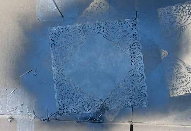 Vine Diy Wedding Invitations Easy Rustic From Doilies Projects Crafts By