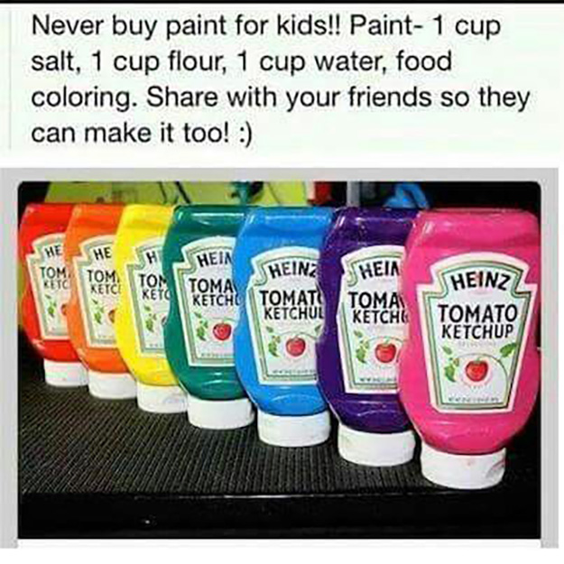 Simple Craft Ideas for Kids to Make | DIY Paint for Art Projects Cheap Outdoor Crafts for Kids to Make | DIY Mud Paint | DIY Projects & Crafts by DIY JOY at http://diyjoy.com/pinterest-crafts-for-kids-diy-paint