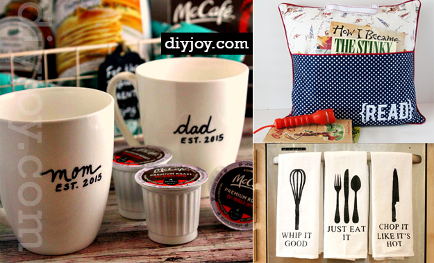 DIY Christmas Gifts for Mom and Dad - Homemade Christmas Presents for Parents