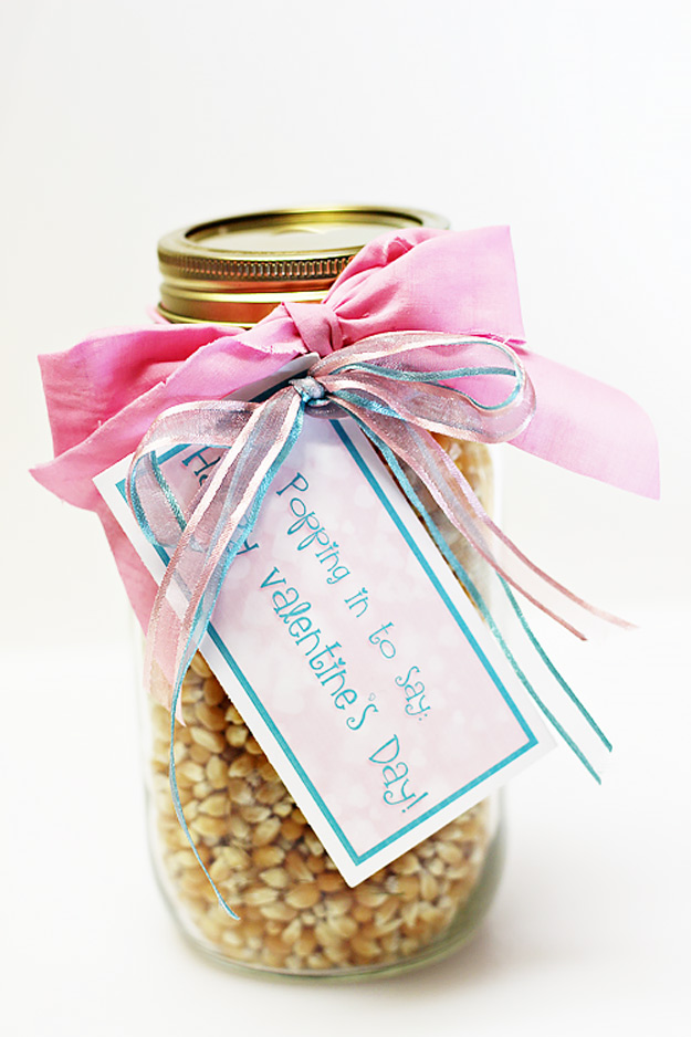 54 Mason Jar Valentine Gifts And Crafts