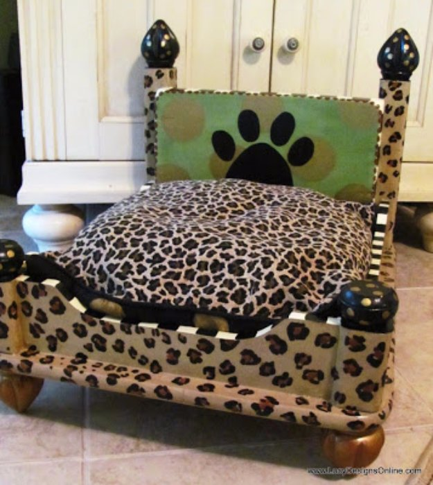 31 Creative DIY Dog Beds You Can Make For Your Pup
