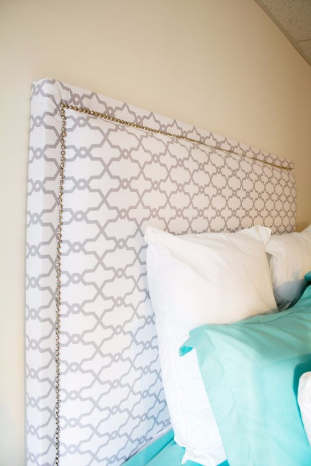 31 DIY Headboard Ideas For Your Bedroom