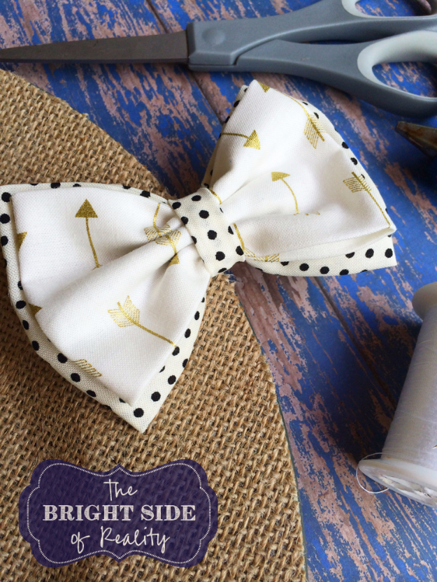 DIY Projects to Make and Sell on Etsy - Cutest DIY Fabric Hairbow Tutorial - Learn How To Make Money on Etsy With these Awesome, Cool and Easy Crafts and Craft Project Ideas - Cheap and Creative Crafts to Make and Sell for Etsy Shops http://diyjoy.com/crafts-to-make-and-sell-etsy