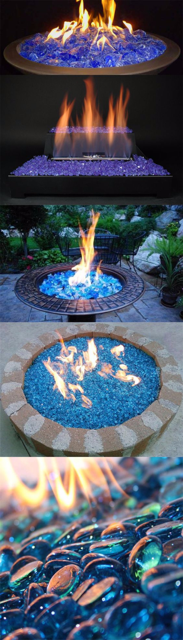 31 DIY Outdoor Fireplace and Firepit Ideas - DIY Joy on Diy Outdoor Fire  id=74930
