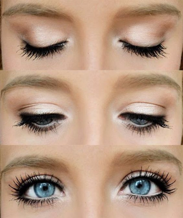 DIY Beauty Hacks - Make Your Eyes Appear Bigger - Cool Tips for Makeup, Hair and Nails - Step by Step Tutorials for Fixing Broken Makeup, Eye Shadow, Mascara, Foundation - Quick Beauty Ideas for Best Looks in A Hurry http://diyjoy.com/diy-beauty-hacks