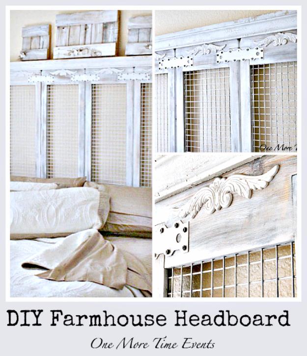 30 Diy Farmhouse Decor Ideas For Your Bedroom Diy Opic Your Favorite Crafts Diy Ideas